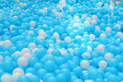 Ball pit for kids Stock Images