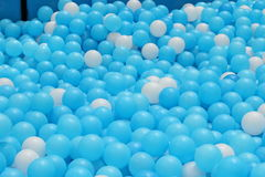Ball pit for kids Royalty Free Stock Photos