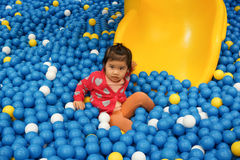 Ball pit Royalty Free Stock Photo