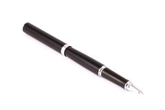 Ball point pen isolated. On white background Royalty Free Stock Images