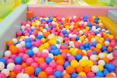 Ball Pond Stock Images