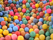 Ball pool Stock Photos