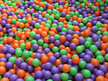 Ball pool Royalty Free Stock Photography