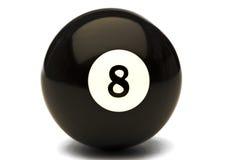 The 8 Ball Stock Photo