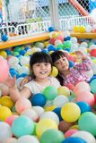 Ball pool Royalty Free Stock Images