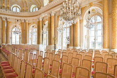 Ball room Stock Images