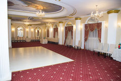 Ball room Royalty Free Stock Image