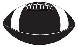 Ball for Rugby Stock Image