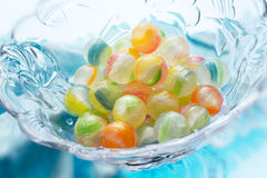 Ball-shaped candy Royalty Free Stock Photography