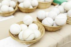 Ball skin handmade Stock Photo