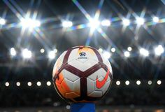 Ball - South American Cup stock photo