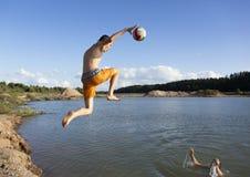 Ball-Spiele Lizenzfreie Stockbilder
