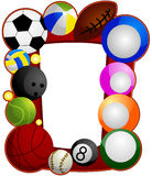 Ball Sports Frame Stock Photography