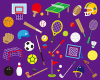 Ball sports Royalty Free Stock Image