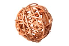 Ball of stick Royalty Free Stock Photography