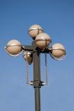 Ball street lamp Stock Photography