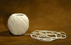 Ball of String royalty free stock photo