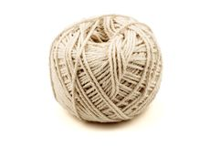 Ball of String Royalty Free Stock Images