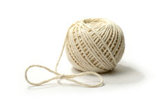 A ball of string Royalty Free Stock Photo