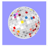 Ball strobe dance halls Stock Photography
