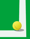 ball tennis бесплатная иллюстрация