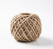 Ball of thick string Royalty Free Stock Photos