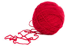 Ball of thread Stock Image