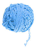 Ball of thread on a white Royalty Free Stock Images