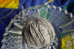 Ball of threads Royalty Free Stock Image