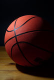 The ball to the basketball Stock Image
