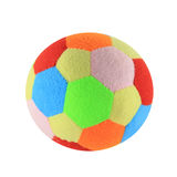Ball Toy (isolated on white) Stock Image
