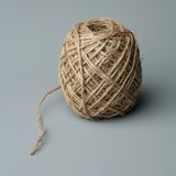 Ball of a twine Royalty Free Stock Image