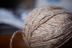 Ball of twine Royalty Free Stock Images