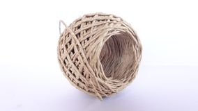 Ball of twine. Picture of ball of twine royalty free stock image