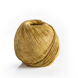 Ball of twine Royalty Free Stock Photos