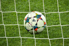 Ball of UEFA Champions League Royalty Free Stock Photo