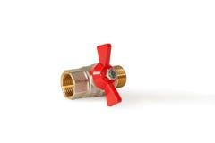Ball valve. Royalty Free Stock Image
