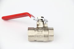 The ball valve Royalty Free Stock Image