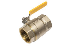 Ball valve Royalty Free Stock Image
