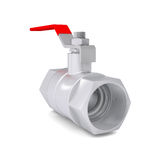 Ball valve Stock Photography