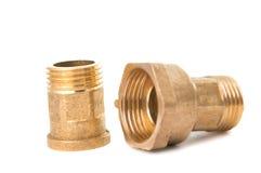 Ball valve taps Stock Photography
