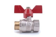 Ball valve Royalty Free Stock Photos