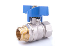 Ball valve Royalty Free Stock Photo