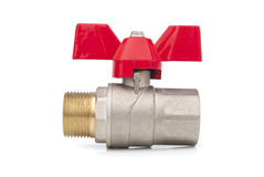 Ball valve Royalty Free Stock Photos