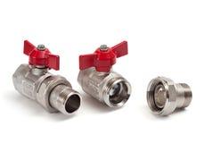 Ball valves Stock Photos