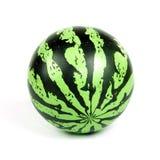 Ball - Watermelon Royalty Free Stock Photo