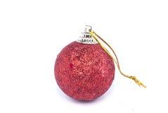 Ball-Weihnachten Lizenzfreie Stockfotografie