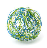 Ball of wire Royalty Free Stock Photos
