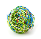 Ball of wire Stock Images