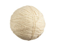 Ball of wool Royalty Free Stock Photography